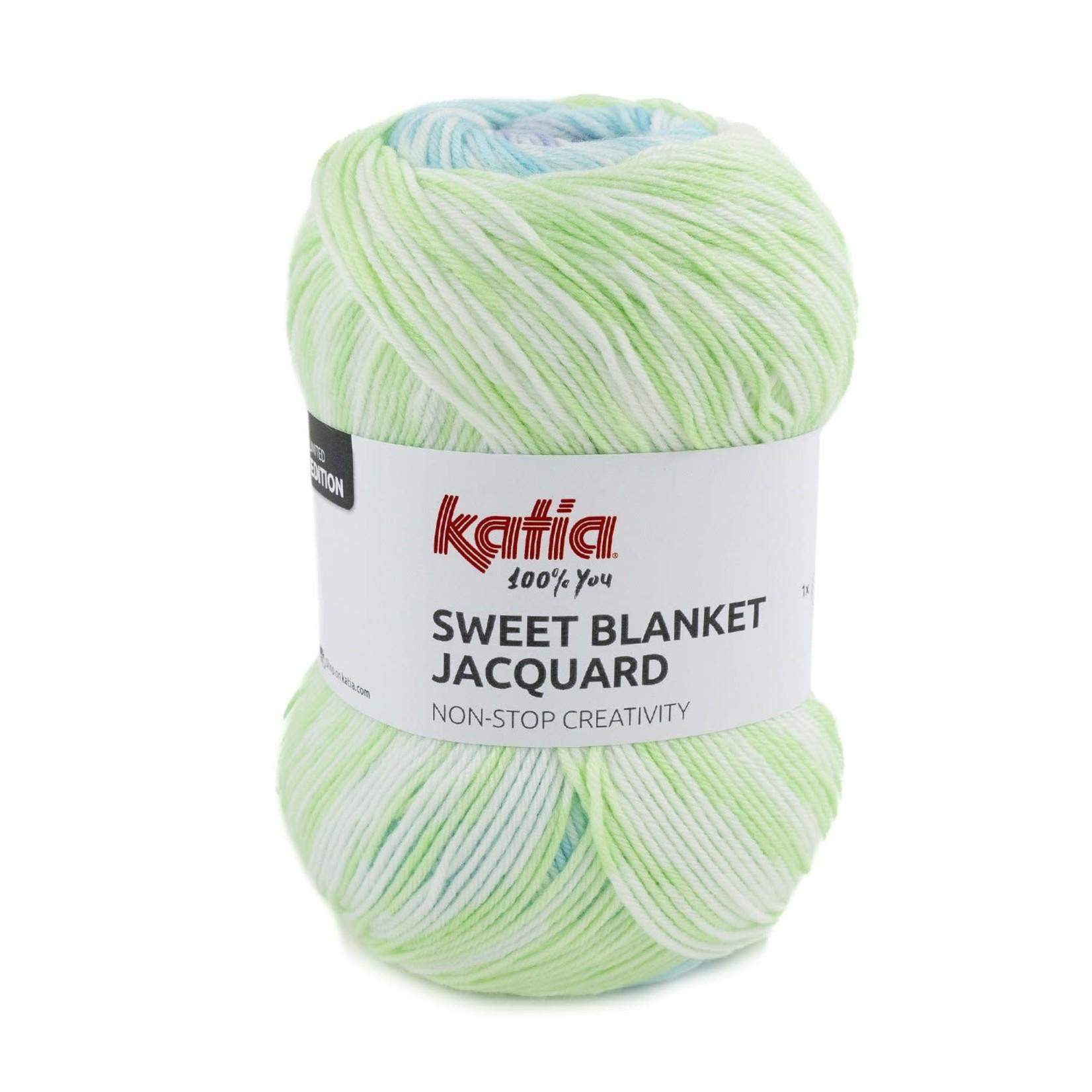 Katia Sweet Blanket Jacquard by Katia