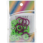 Knitter's Pride MIO Stitch Ring Markers - 50 pcs - KNITTER'S PRIDE