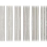 "Knit Picks KNIT PICKS Nickel Plated Double Point Knitting Needle Set 15cm (6"")"