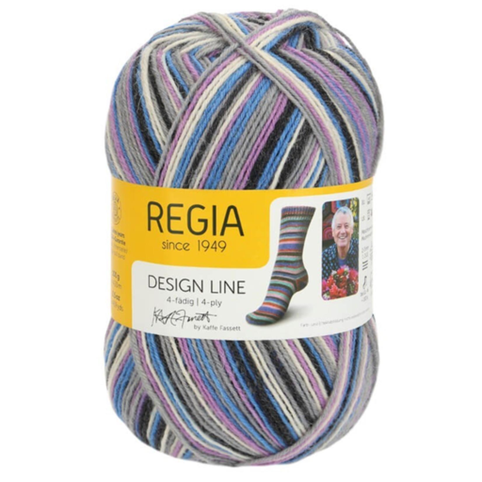 Regia 4 Ply Design Line KAFFE FASSETT by Regia