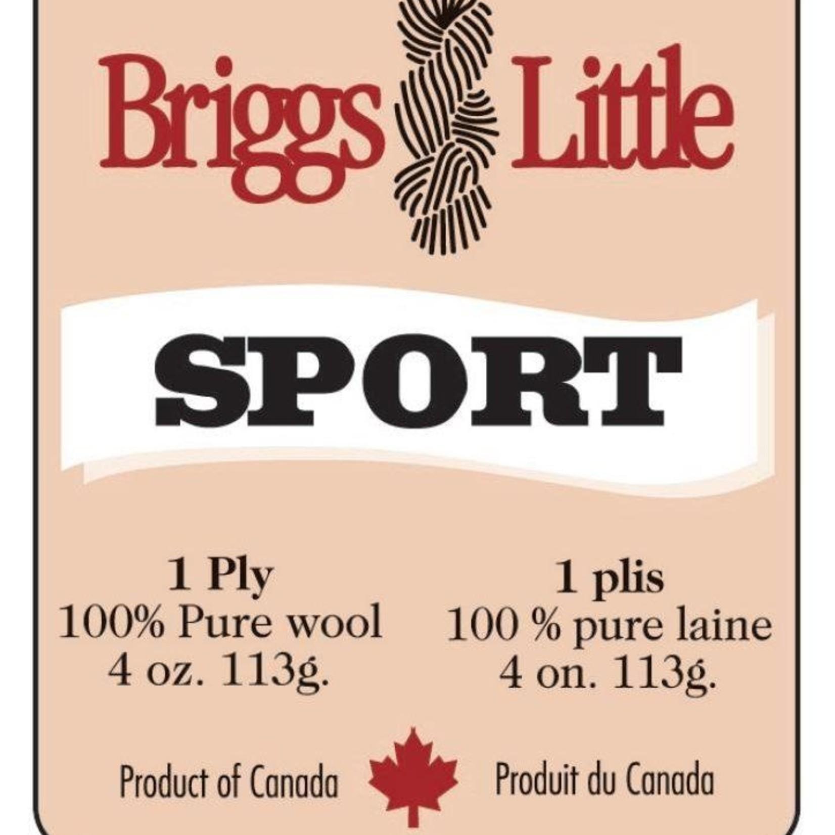 Briggs & Little Sport Yarn by Briggs & Little