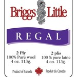 Briggs & Little Regal, By Briggs & Little, 2 ply