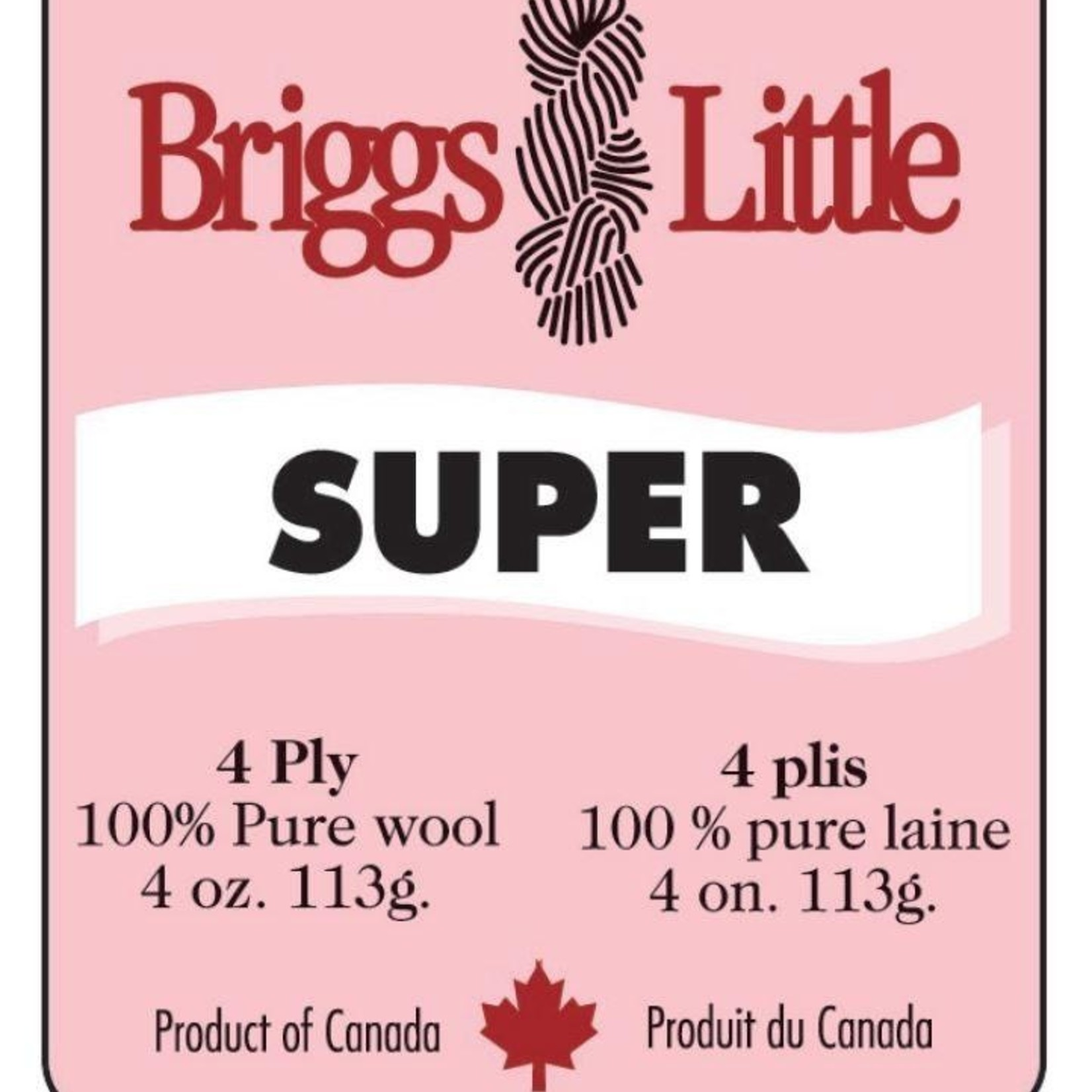 Briggs & Little Super Yarn by Briggs & Little