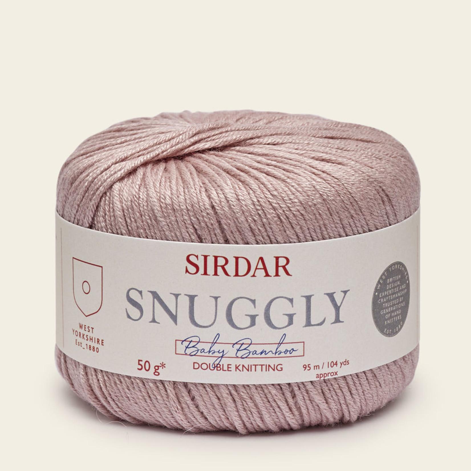 Sirdar Snuggly Baby Bamboo DK, 50G