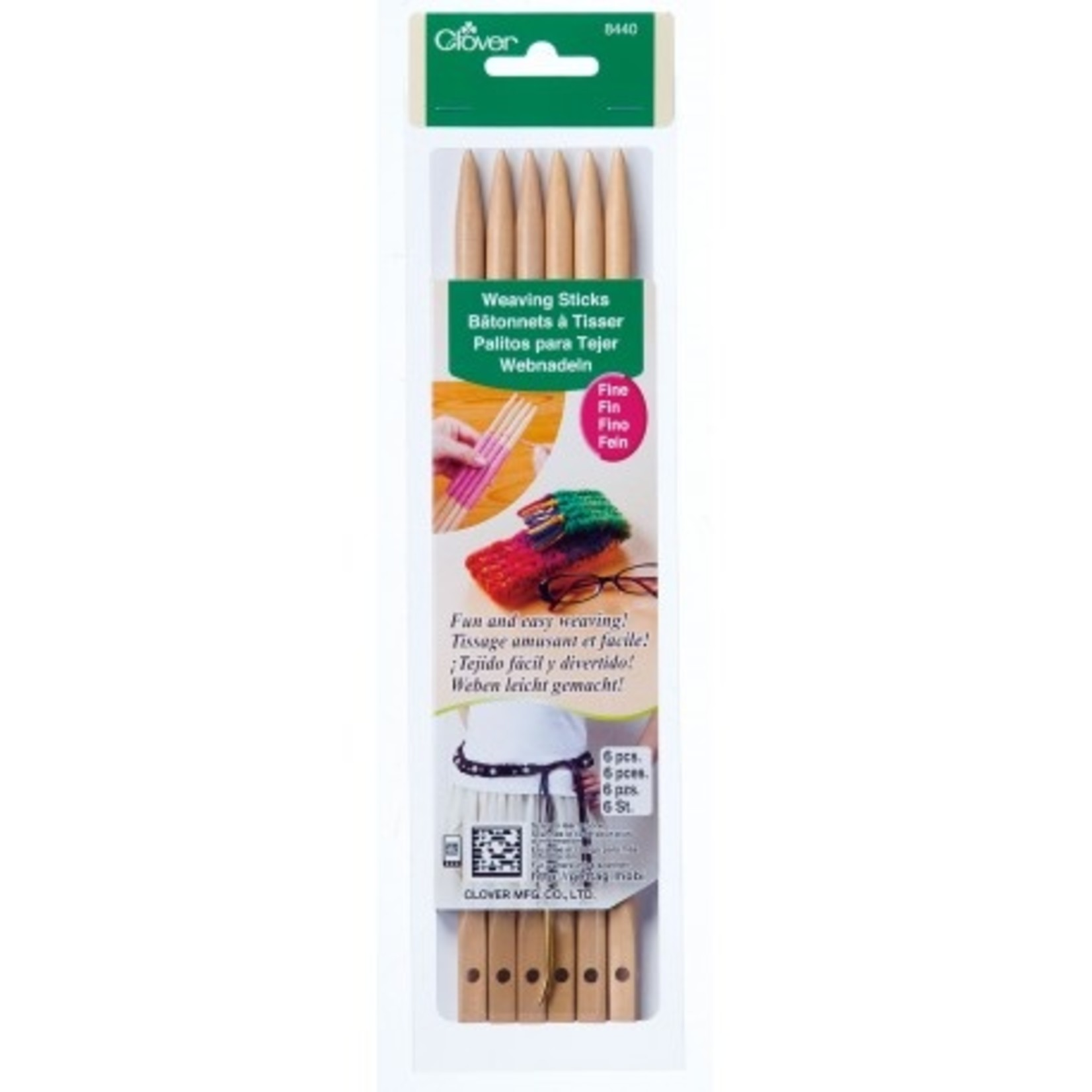 Clover Weaving Sticks by Clover