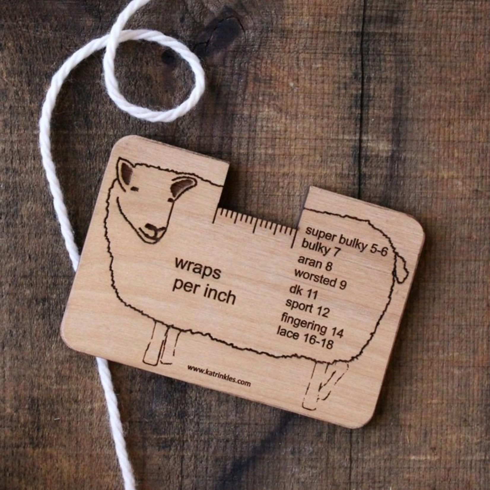 Katrinkles WPI Sheep by Katrinkles