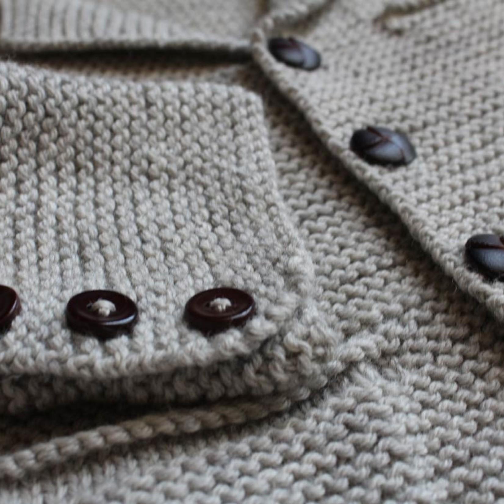 Never Not Knitting Dapper (Printed Pattern) by Alana Dakos
