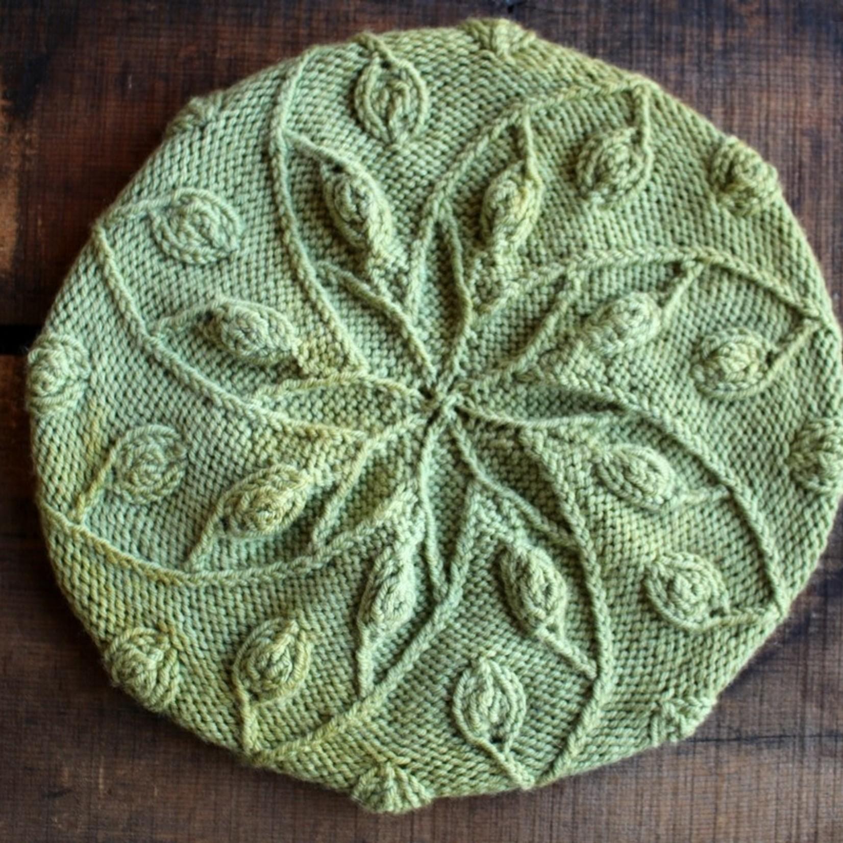 Never Not Knitting Taking Root (Printed Pattern) by Alana Dakos