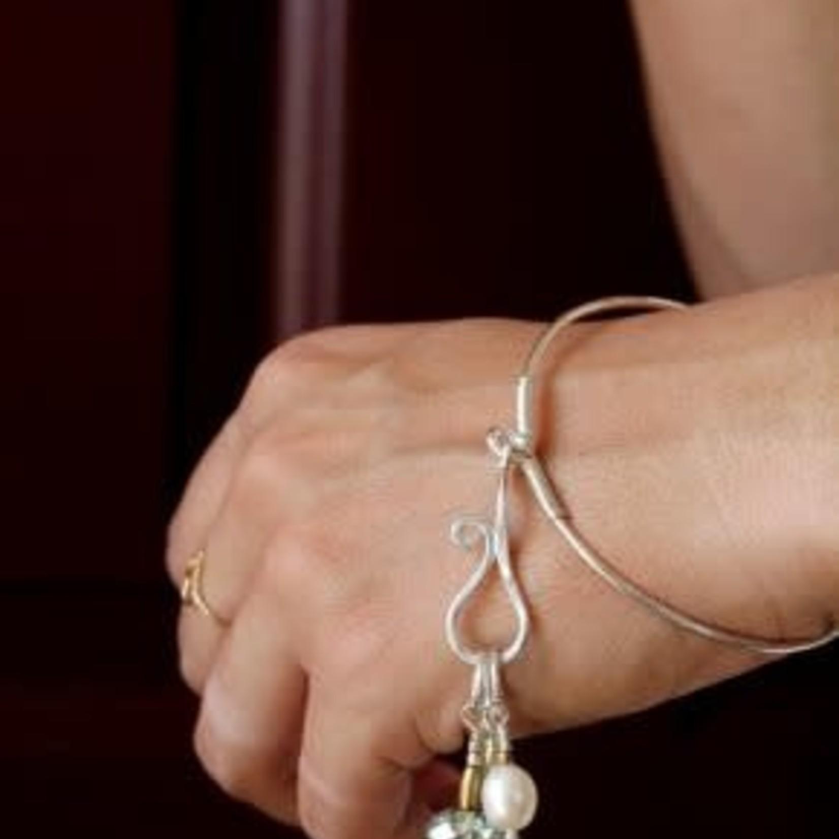 Wool & Wire Bracelet by Wool & Wire