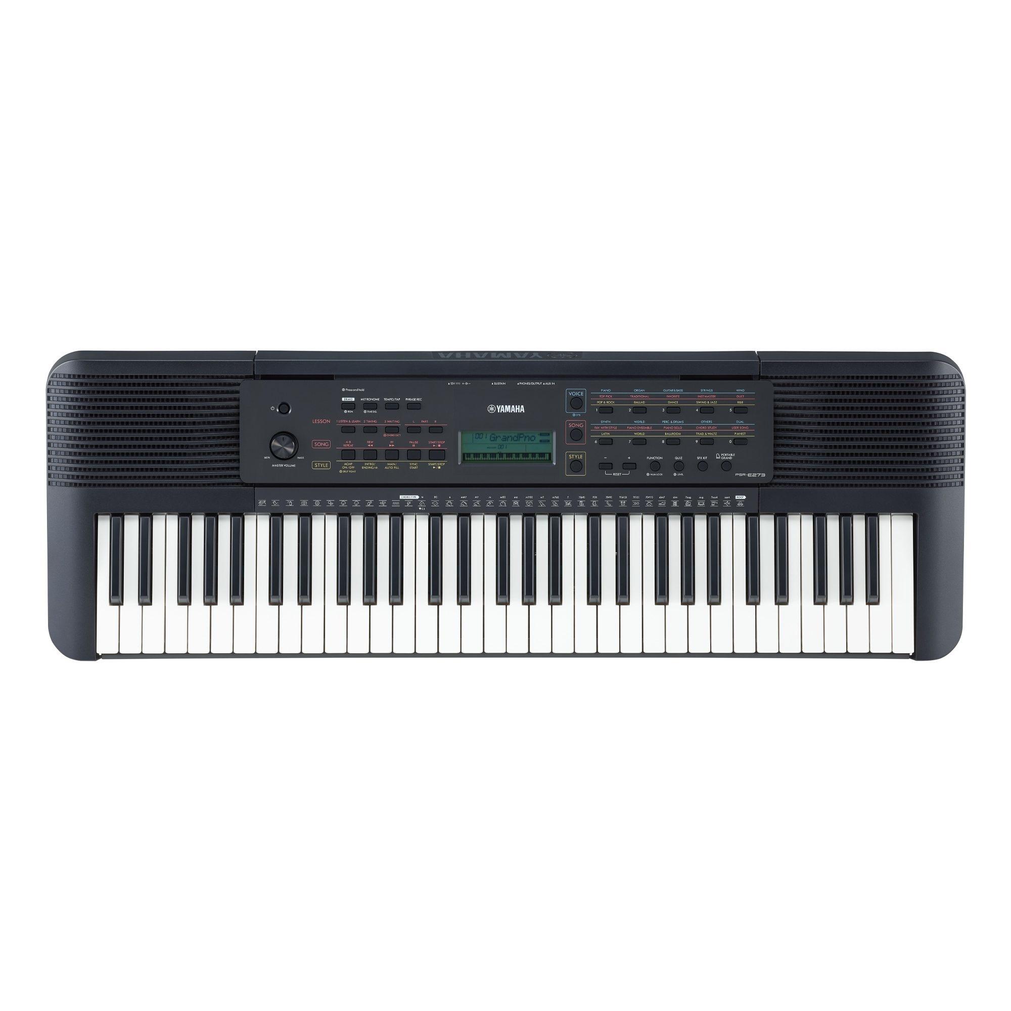 Yamaha Yamaha PSRE273 61-Key Portable Keyboard