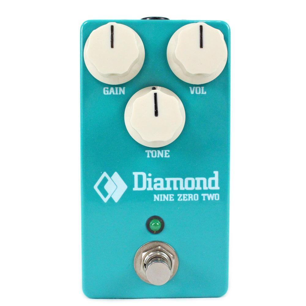 Diamond Diamond Nine Zero Two Overdrive