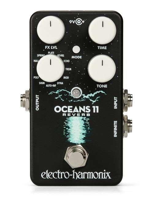 Electro-Harmonix Electro-Harmonix Oceans 11 Reverb