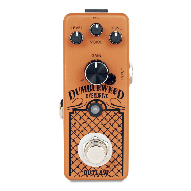 Outlaw Outlaw Dumbleweed D-Style Amp Overdrive