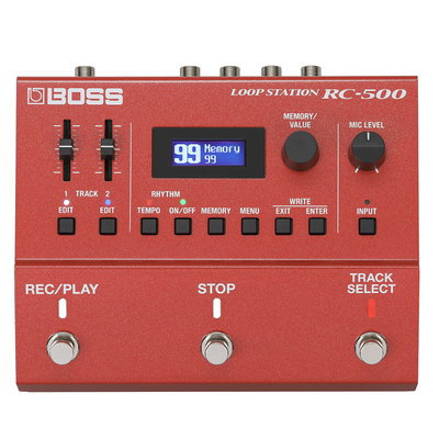 Roland Boss RC-500 Loop Station
