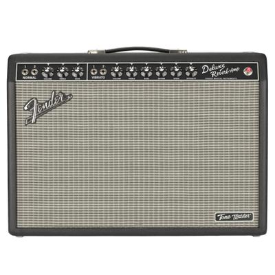 "Fender Fender Tone Master Deluxe Reverb 100W 1x12"" Amplifier"