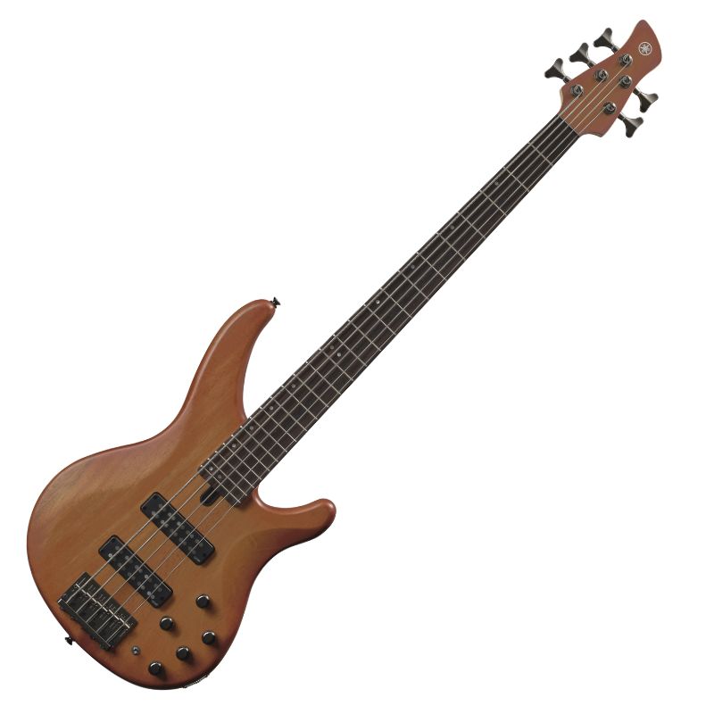 Yamaha Yamaha TRBX505  BRB 5-String Bass - Brick Burst