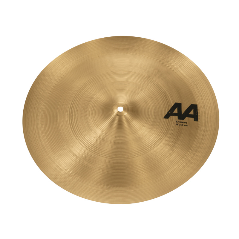 "Sabian Sabian 21816 18"" AA Chinese Cymbal"