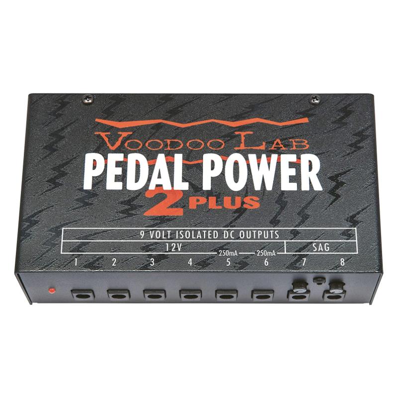 Voodo Labs Voodoo Labs Pedal Power 2 Plus