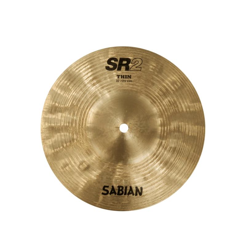 "Sabian Sabian 10"" SR2 Thin Splash Cymbal - SR10T"