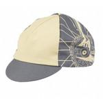 All-City All-City Damn Fine Cycling Cap - Gray, Khaki, One Size
