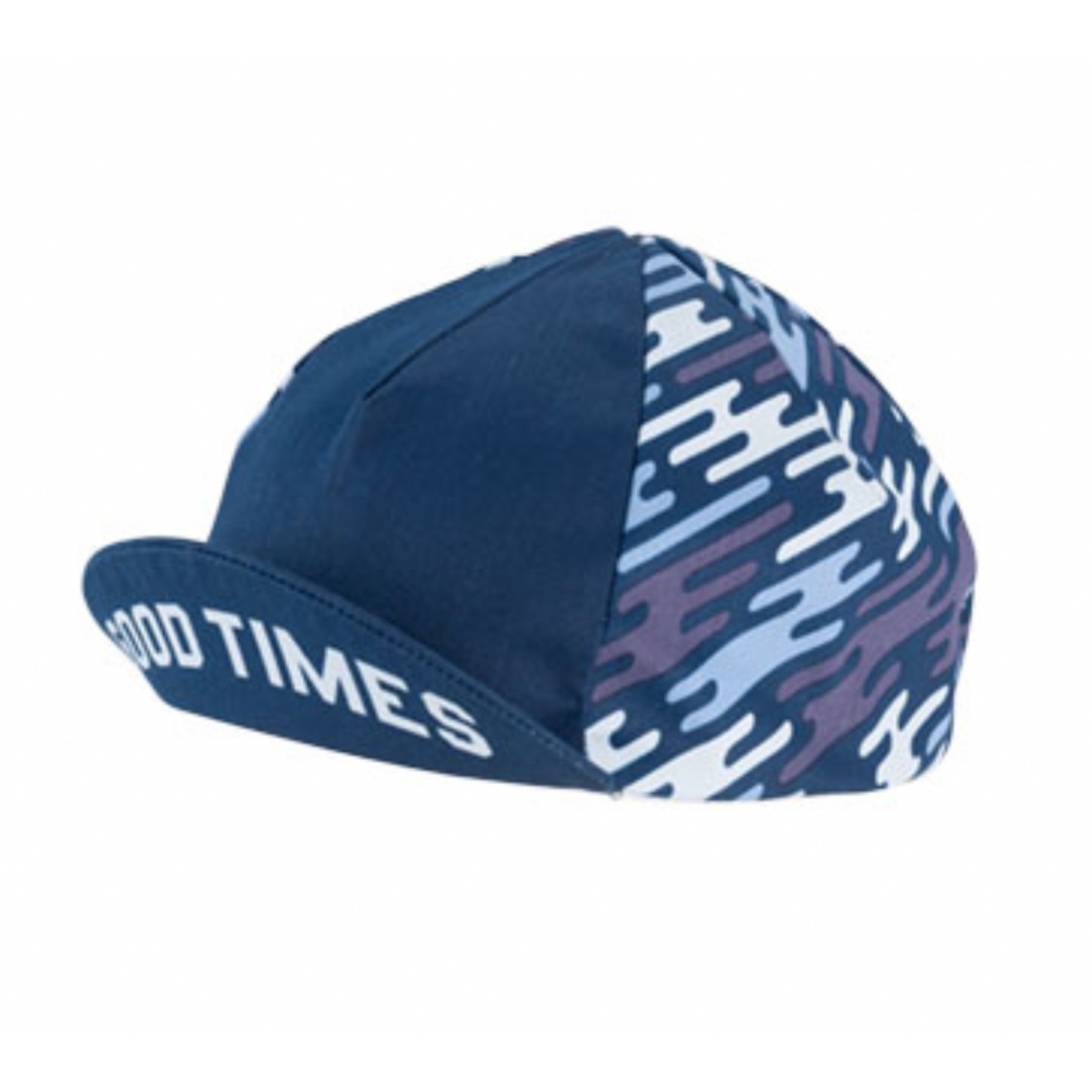 All-City All-City Flow Motion Cycling Cap - Blue, One Size