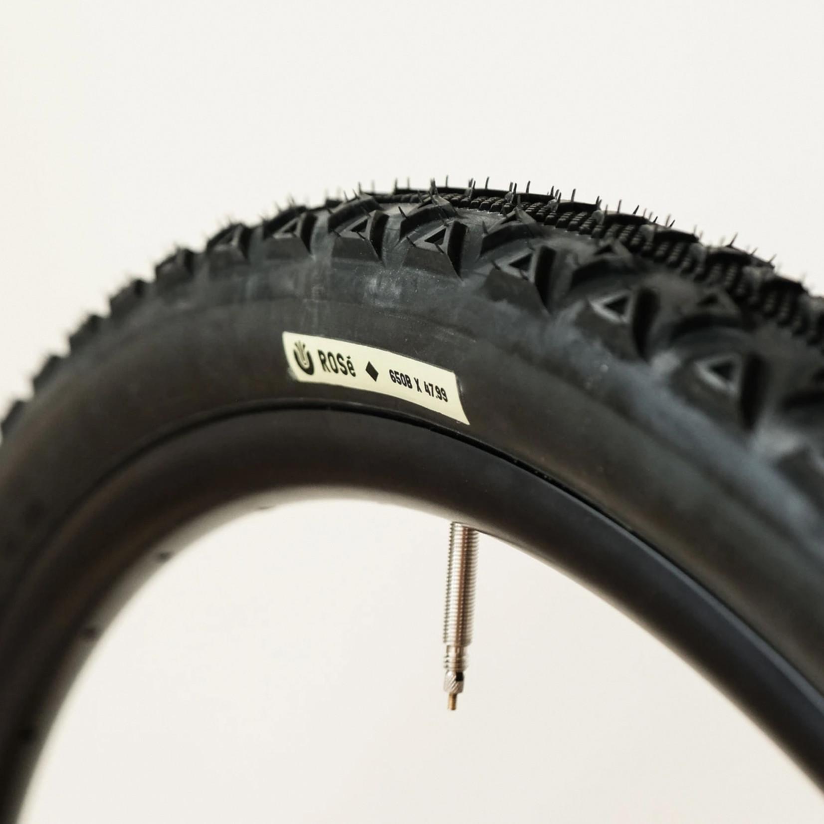 Ultradynamico Tires - Rose Robusto - 650b x 48