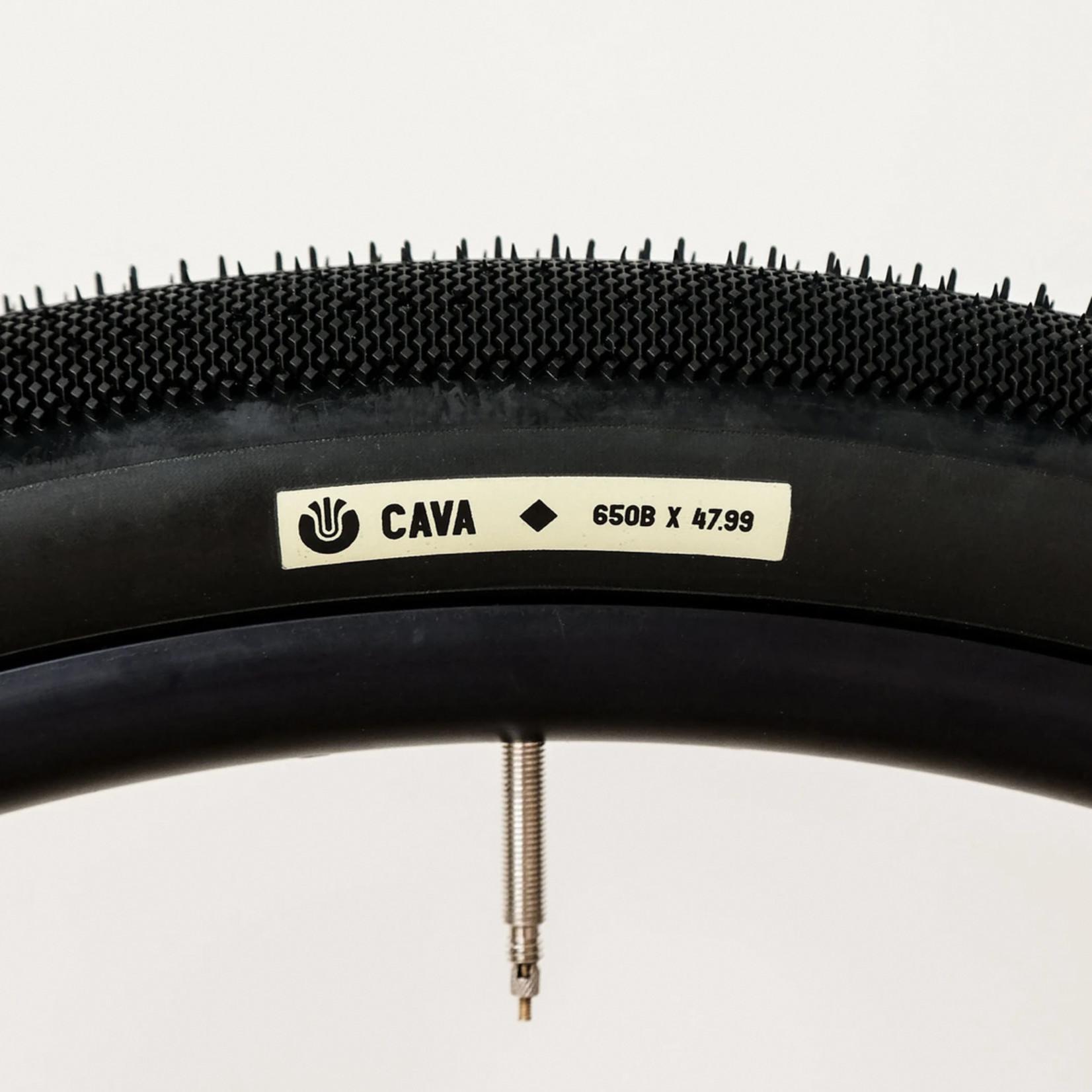 Ultradynamico Tires - Cava Robusto - 650b x 48
