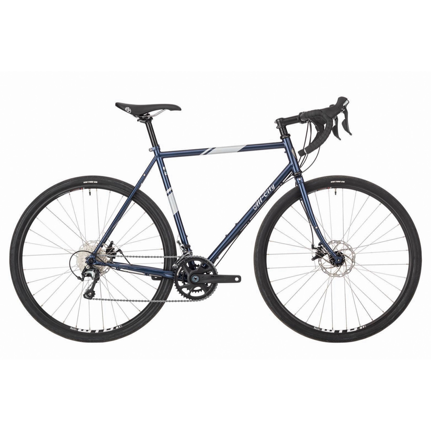 All-City All-City Space Horse Tiagra - Neptune Blue Complete Bike