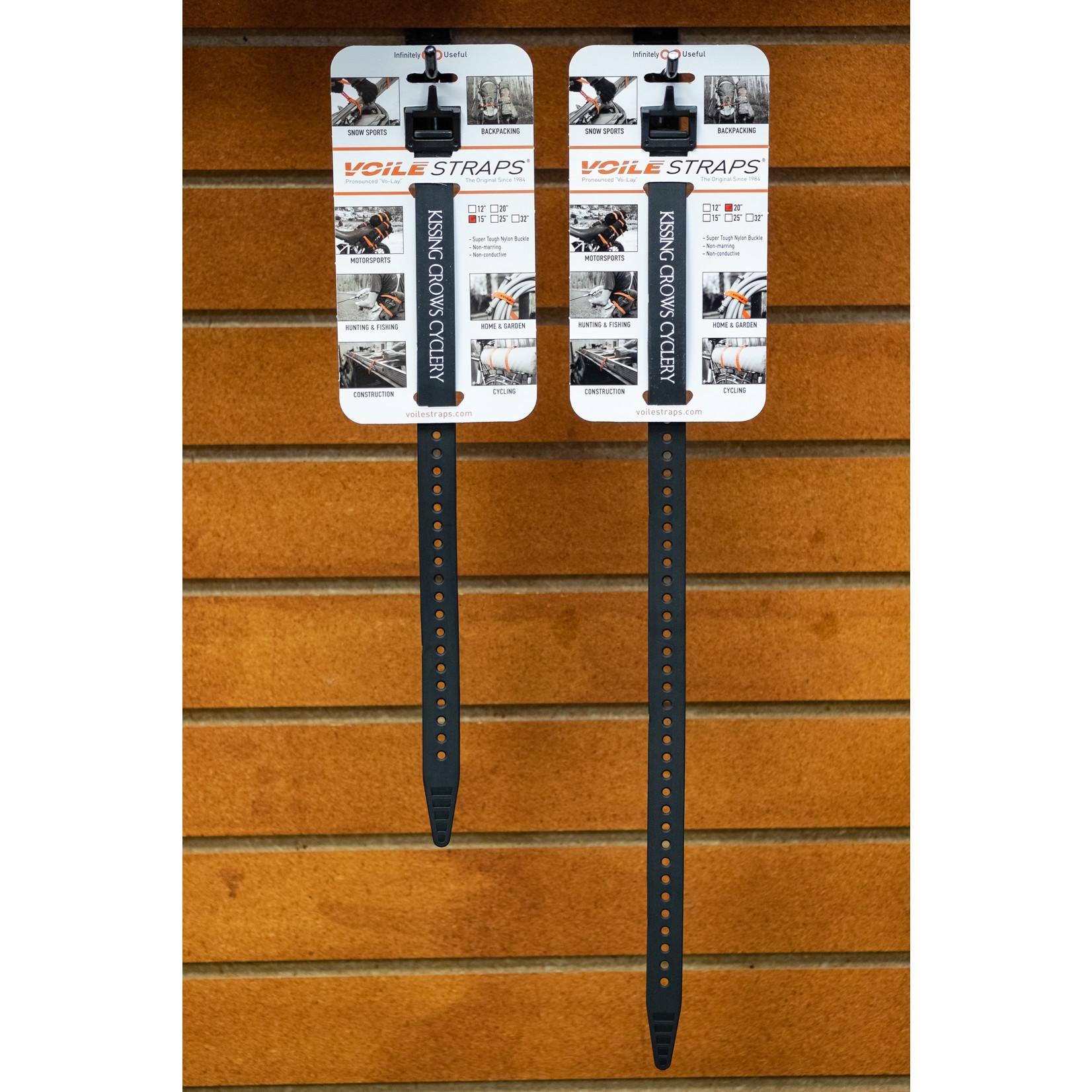 """Voile KCC Voile Strap - 15"""" (38cm) Nylon Buckle"""