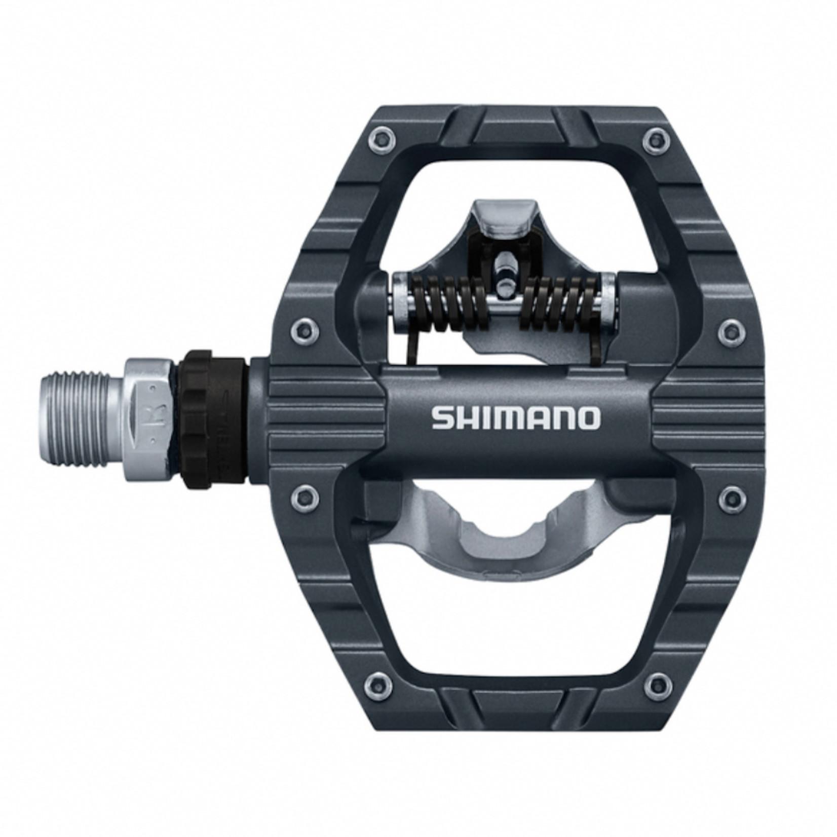 SHIMANO Shimano PD-EH500 Black SPD Dual Platform Pedals