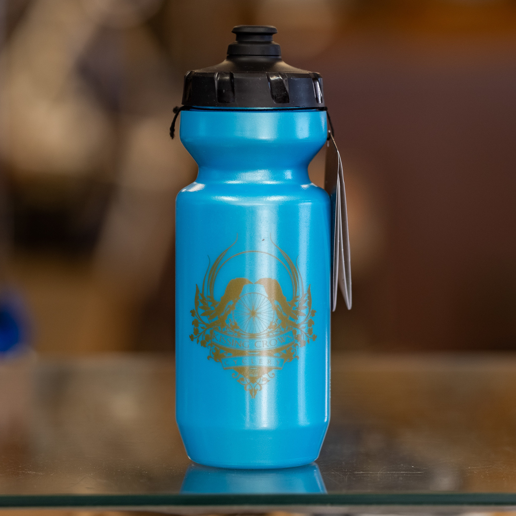 Kissing Crows Cyclery Purist Water Bottle