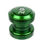 "PHIL WOOD Phil Wood 1-1/8"" Threadless Headset (EC34/EC34) - Green"
