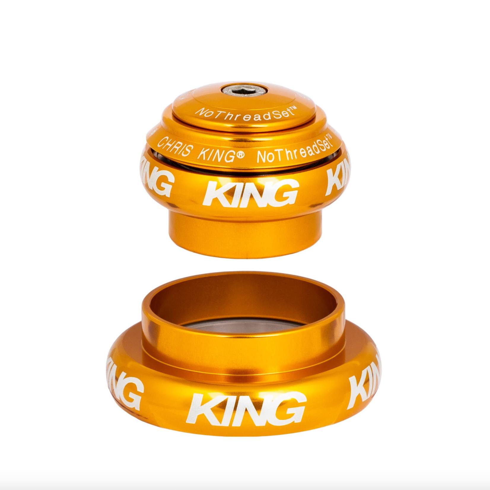 """Chris King Chris King Tapered NoThreadset EC34/EC44 1-1/2"""""""