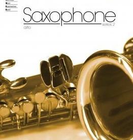 Hal Leonard AMEB Saxophone Music
