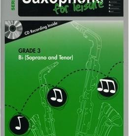 Hal Leonard AMEB Saxophone  for leisure music.