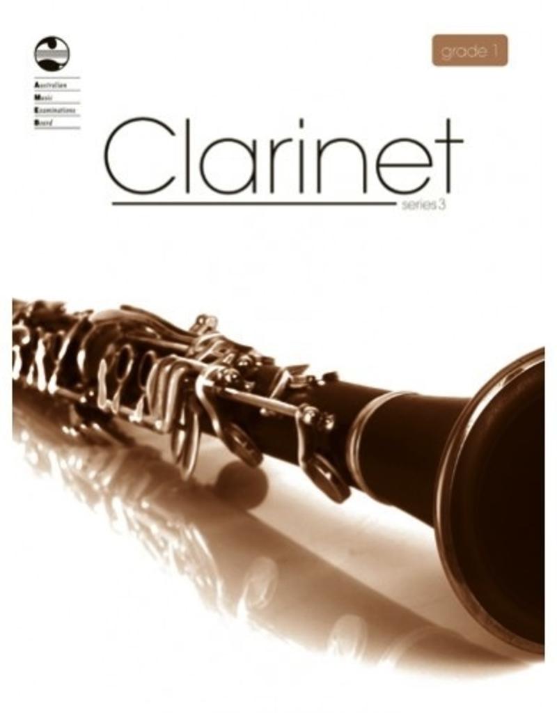 Hal Leonard AMEB Clarinet Music