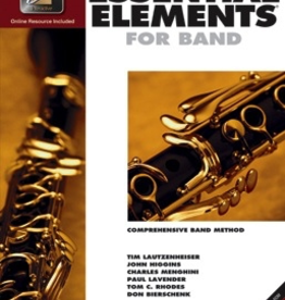 Hal Leonard Essential Elements For Band. Band Method. Cd And Interactive Online Resource Included