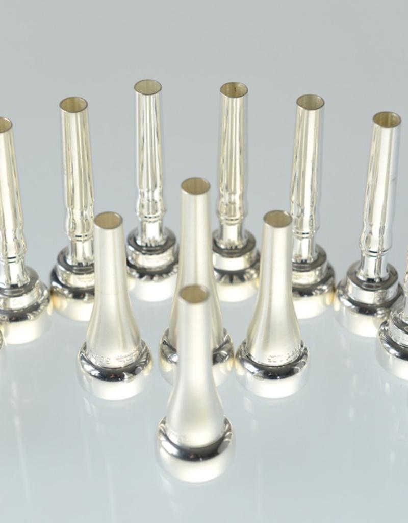 Austin Custom Brass Austin Custom Brass Trumpet Mouthpiece, Size 5 Rim, Traditional Blank