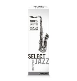 D'Addario Select Jazz Tenor Saxophone Mouthpiece