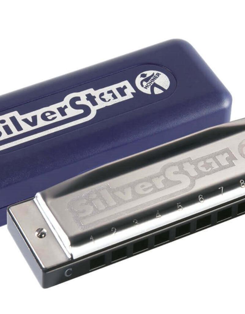 Hohner Hohner Silverstar Series Beginner Harmonica