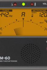 Korg Korg TM-60, Tuner Metronome
