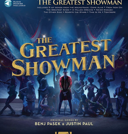 Hal Leonard Hal Leonard Play Along series The Greatest Showman