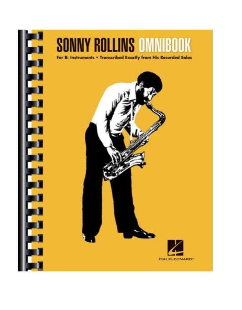OMNIBOOK Sonny Rollins Omnibook
