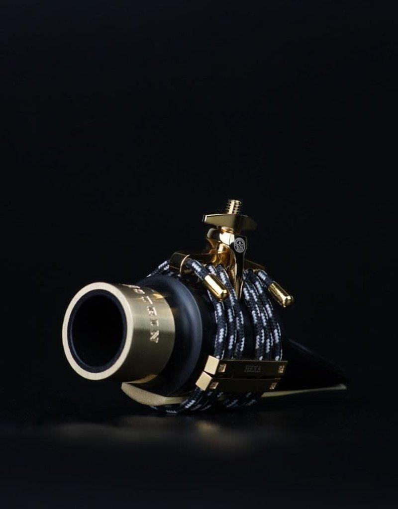 Silverstein Silverstein Hexa Ligature for saxophone or clarinet