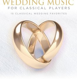 Hal Leonard Wedding Music Classical Players Bk/OLA