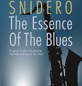 Advanced Music The Essence Of The Blues - Jim Snidero play along
