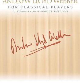 Hal Leonard Andrew Lloyd Webber for Classical Players