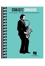 Hal Leonard Stan Getz Omnibook