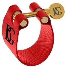 BG BG Ligature & Cap Flex Red