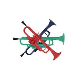 ZO ZO Plastic Trumpet w/Bag